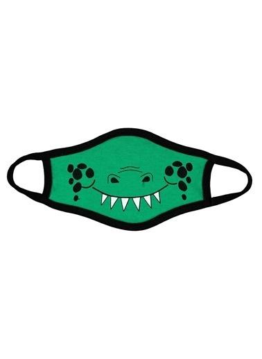 Civil Boys Maske Yeşil